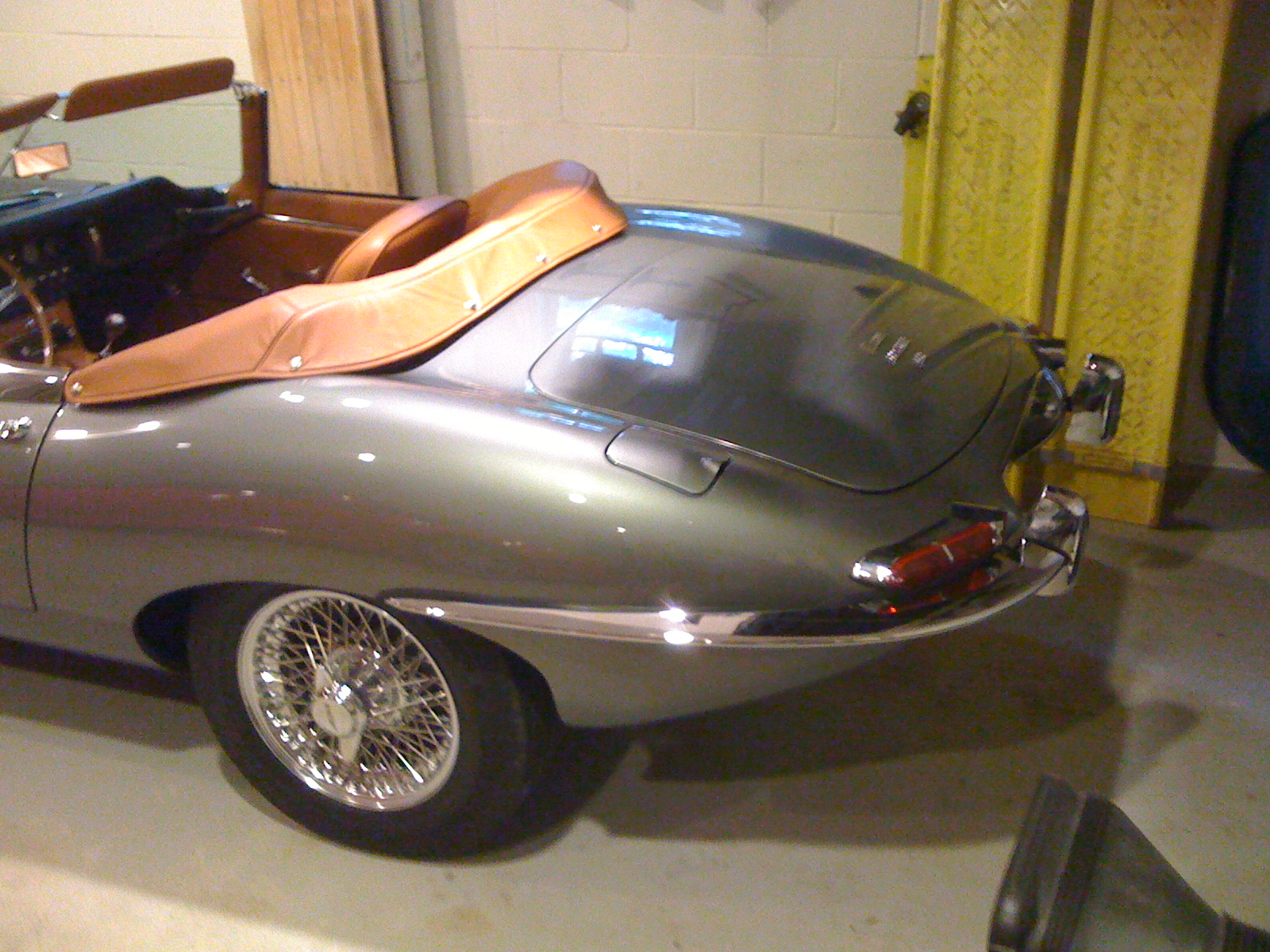 Picture of 1967 Jaguar E-Type