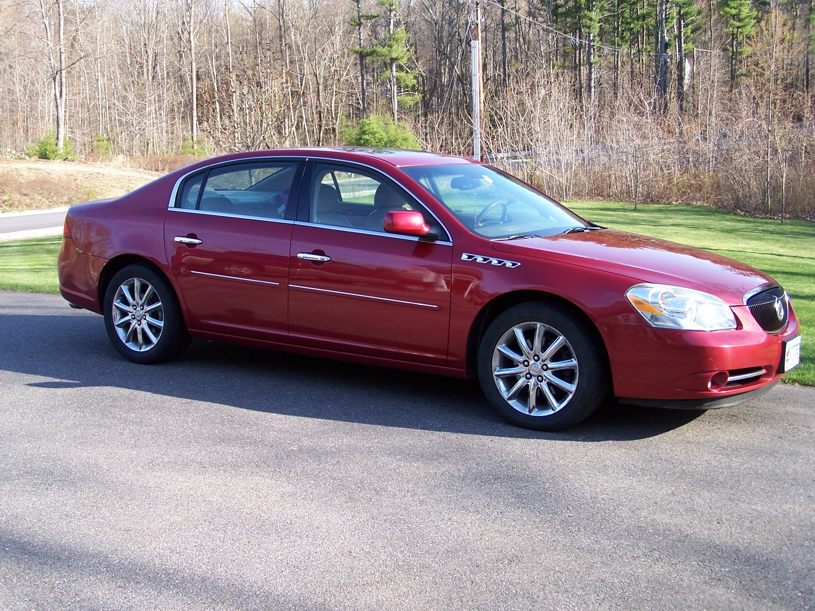 Buick Lucerne Cxs Pic