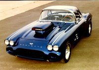 1961 Chevrolet Corvette Convertible Roadster, Maxx Blue, just after the car was prepped and painted.  Fresh...  Three stage's of paint, NO scratches, dings scrapes etc. , exterior