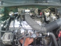 1997 Chevrolet Cavalier Base Coupe picture, engine