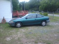 1997 Chevrolet Cavalier Base Coupe picture, exterior