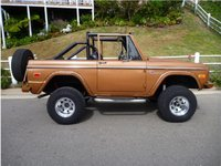 1974 Ford Bronco Overview