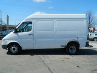 2003 Dodge Sprinter Cargo Overview