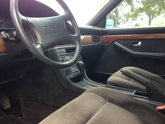 Picture of 1989 Audi 100 Base, interior