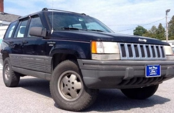 picture of 1995 jeep grand cherokee laredo exterior. Cars Review. Best American Auto & Cars Review