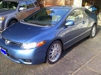 Picture of 2007 Honda Civic Coupe EX, exterior