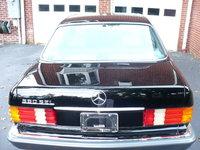 Picture of 1991 Mercedes-Benz 560-Class 4 Dr 560SEL Sedan, exterior