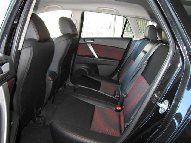Picture of 2012 Mazda MAZDASPEED3 Touring, interior