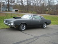 1970 Oldsmobile Cutlass Supreme Overview
