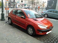 2000 Peugeot 206 Picture Gallery