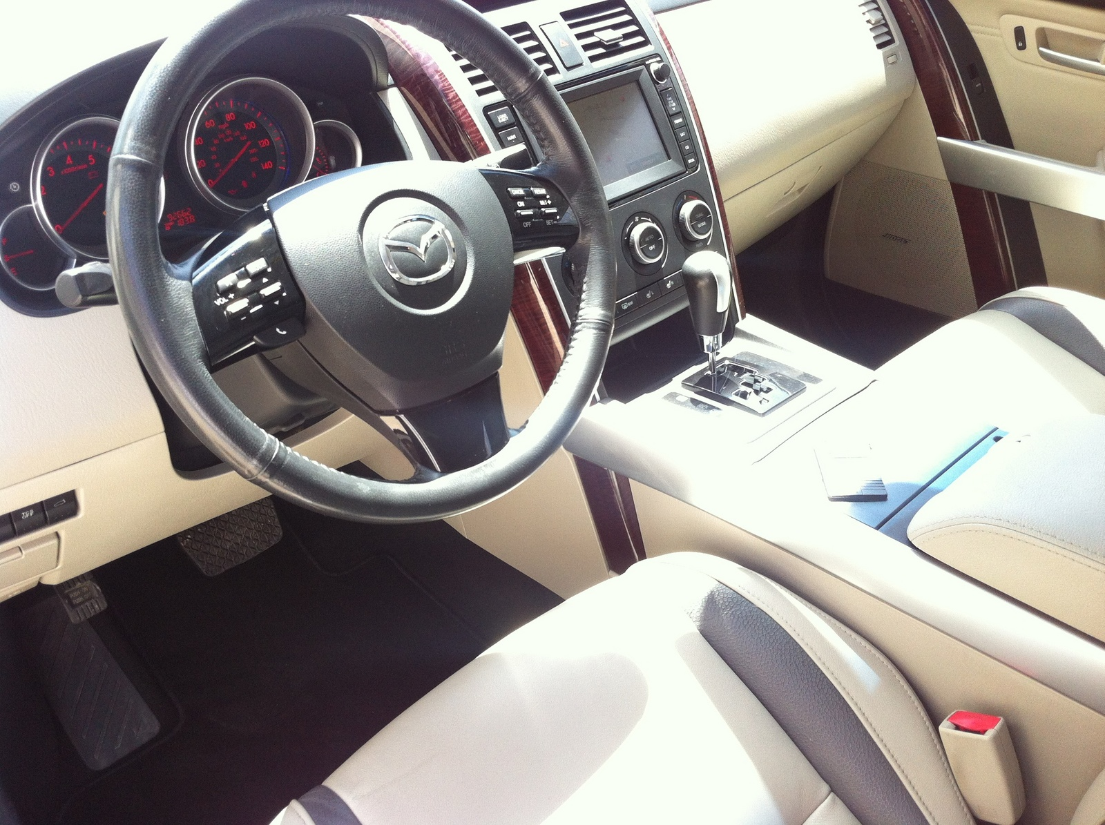 2008 Mazda Cx 9 Pictures Cargurus