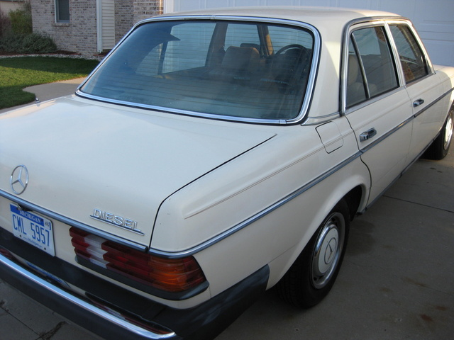 Picture of 1981 Mercedes-Benz 280