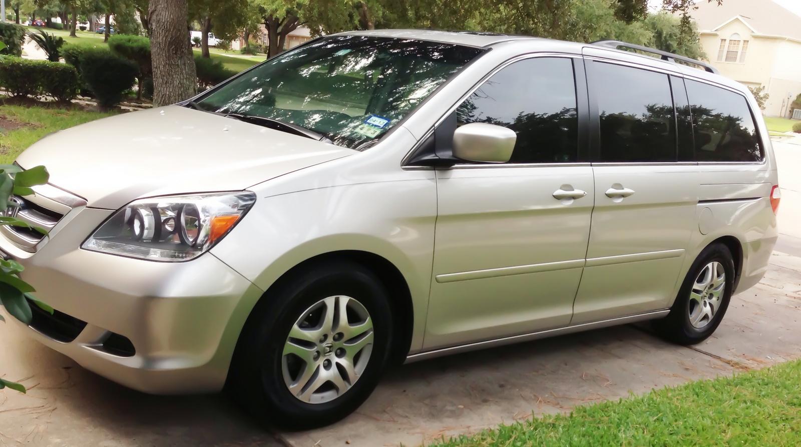 2006 Honda Odyssey - Exterior Pictures - CarGurus