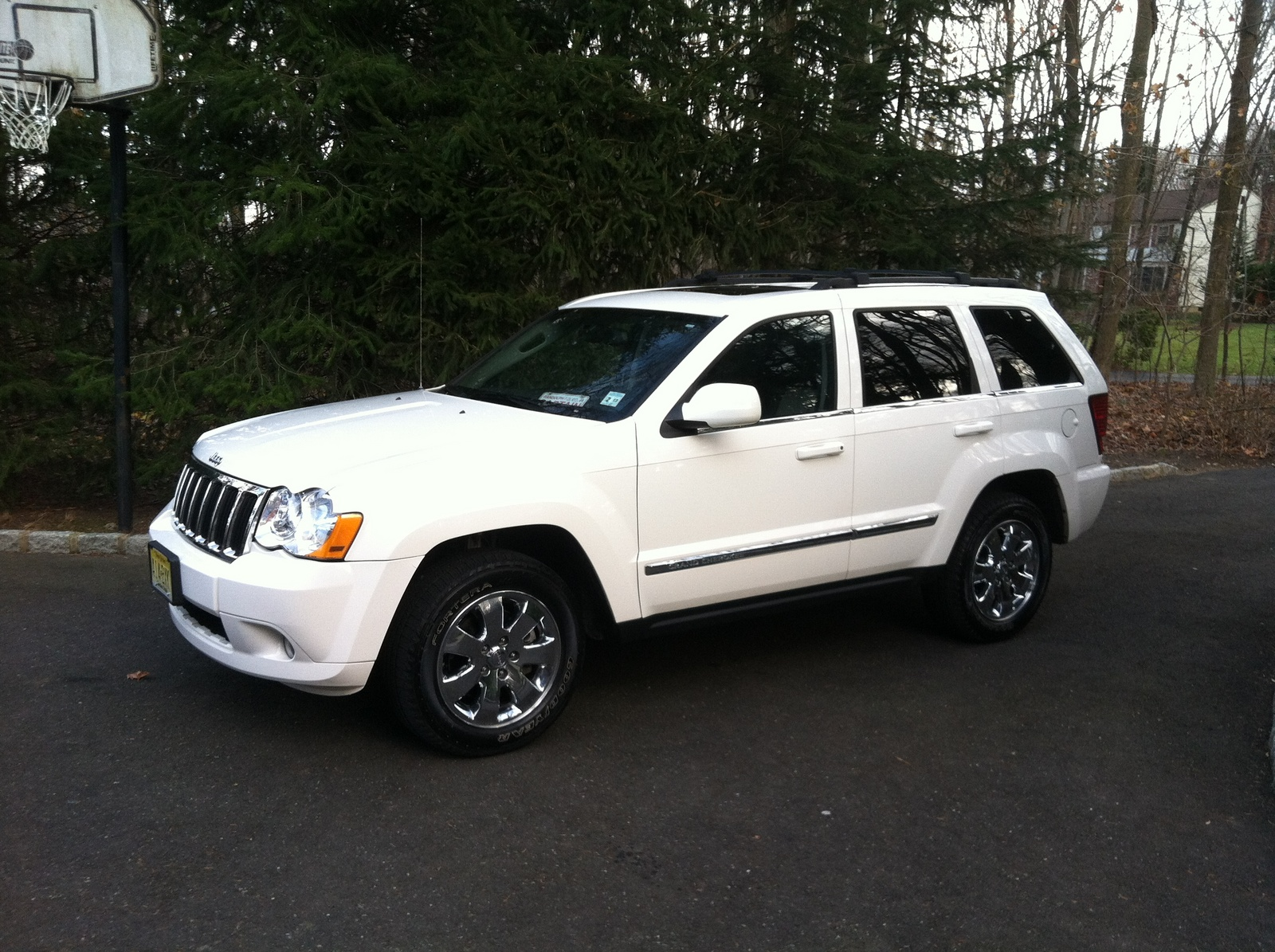 picture of 2008 jeep grand cherokee limited 4wd exterior. Cars Review. Best American Auto & Cars Review