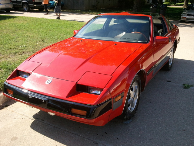 Picture of 1985 Nissan 300ZX 2 Dr STD, exterior, gallery_worthy