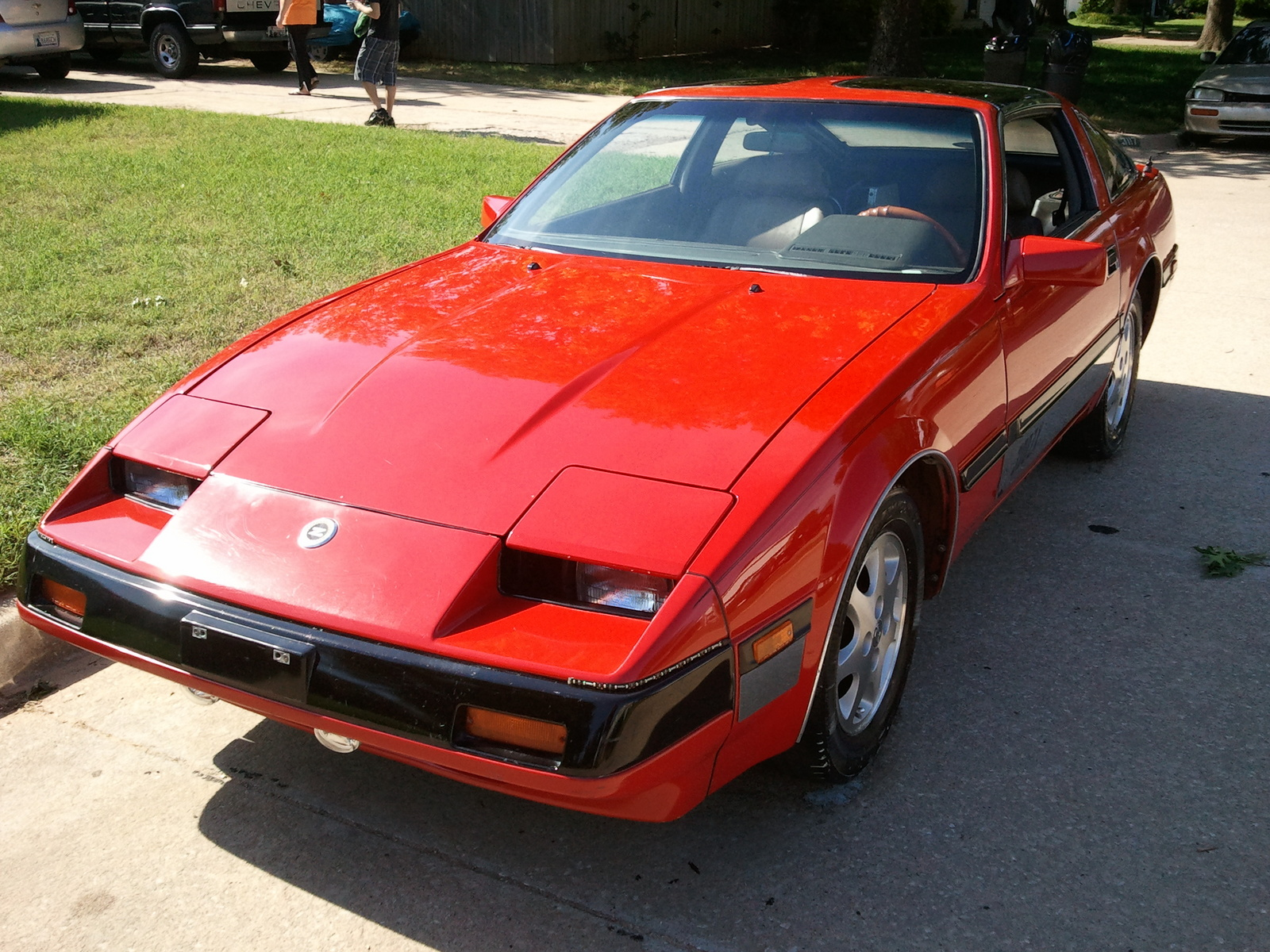Picture of 1985 Nissan 300ZX 2 Dr STD, exterior