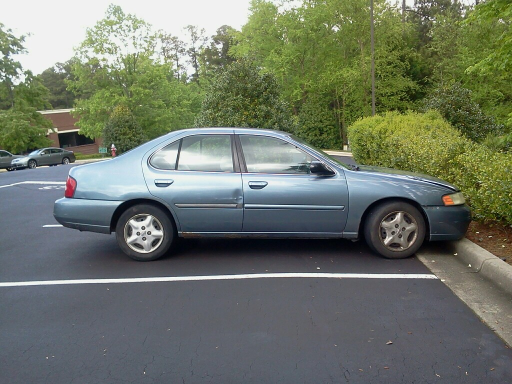2000 Nissan altima gxe specifications #3