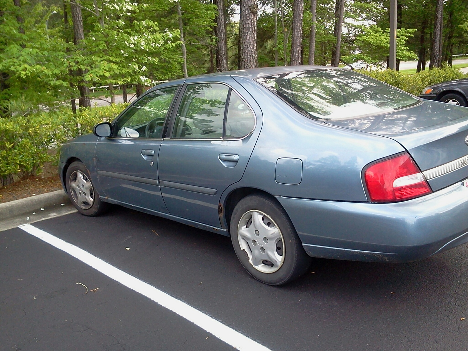 2000 Nissan altima gxe specifications #5
