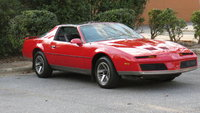 1984 Pontiac Firebird Picture Gallery