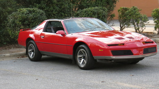 Picture of 1984 Pontiac Firebird