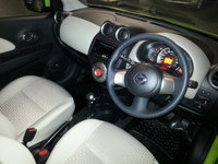 Picture of 2007 Nissan March, interior
