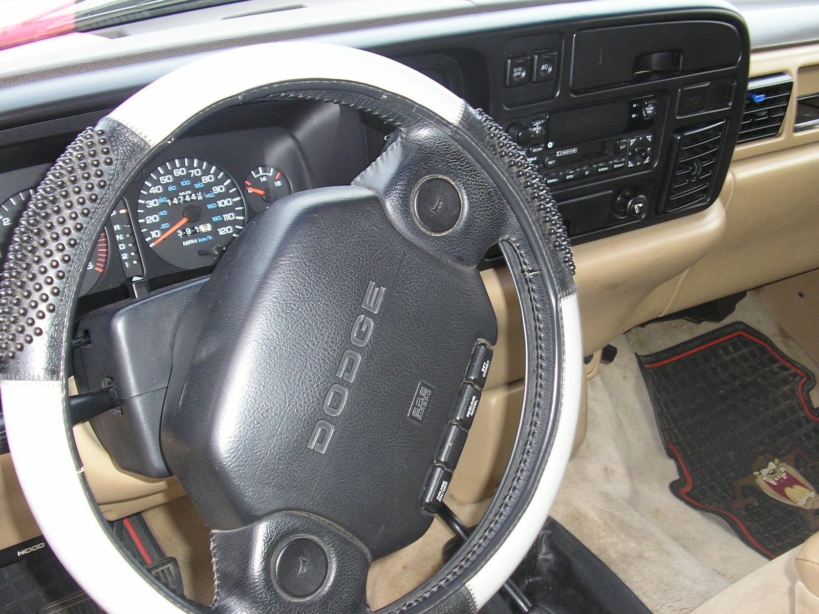 1997 Dodge Ram Pickup 1500 Interior Pictures Cargurus