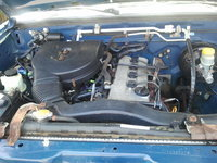 Picture of 2001 Nissan Frontier 2 Dr XE Standard Cab SB, engine