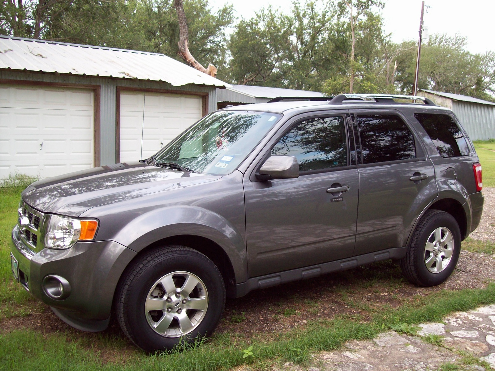 picture of 2011 ford escape limited exterior. Cars Review. Best American Auto & Cars Review