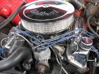 Picture of 1974 Ford Ranchero, engine