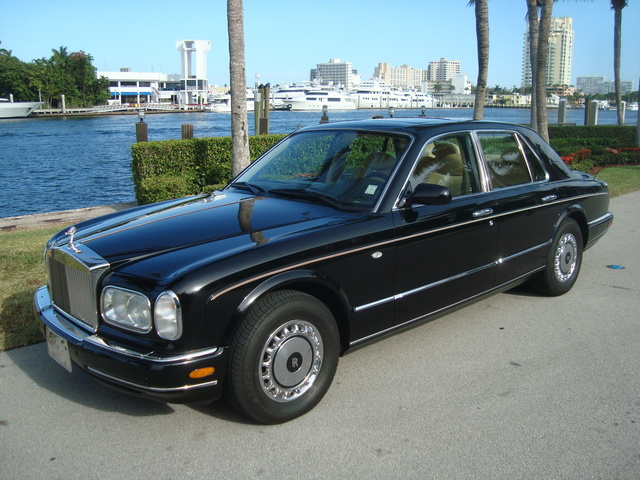 Picture of 2001 Rolls-Royce Silver Seraph Base, exterior, gallery_worthy