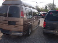 1998 Chevrolet Chevy Van Picture Gallery