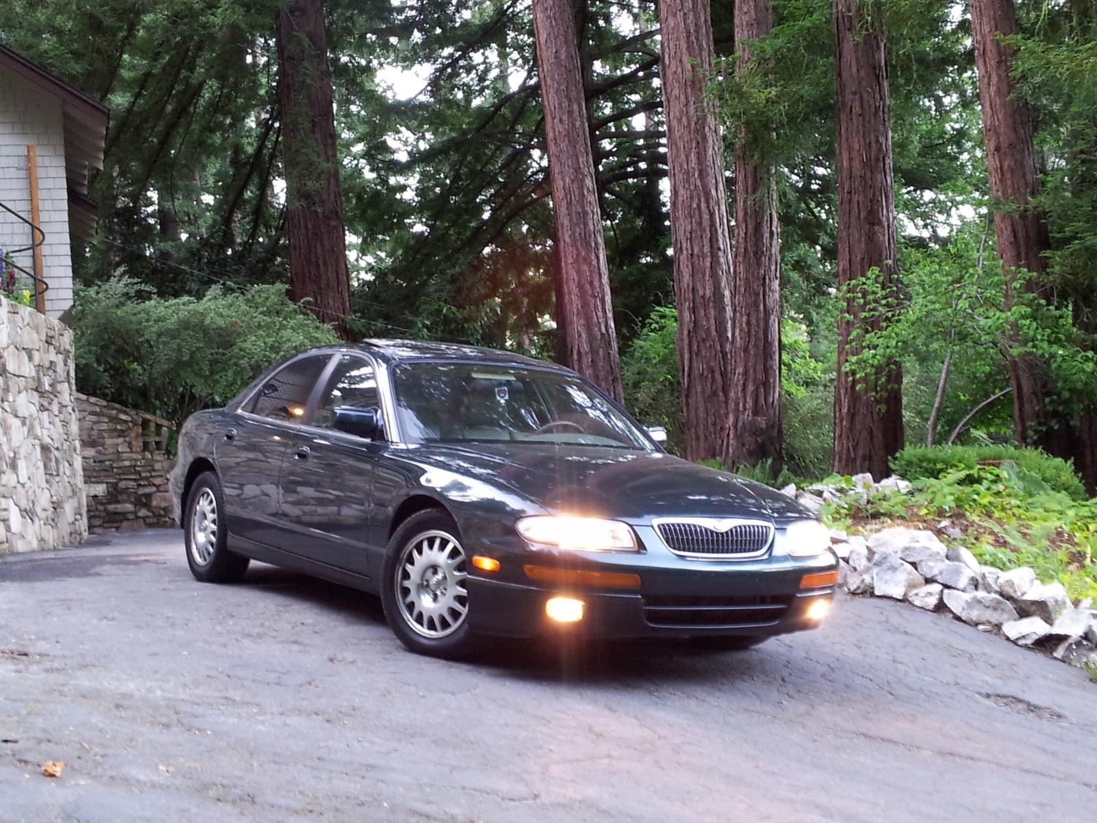 Mazda Millenia Questions - My 2002 millenia, has rough idle