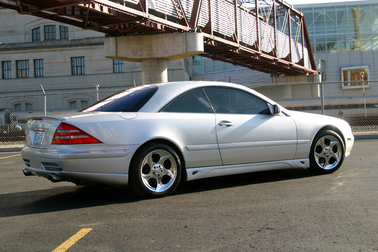 2000 mercedes benz cl class pictures cargurus for Mercedes benz cl500 review