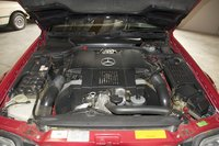 Picture of 1992 Mercedes-Benz 500-Class 500SL Convertible, engine