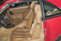 Picture of 1992 Mercedes-Benz 500-Class 500SL Convertible, interior