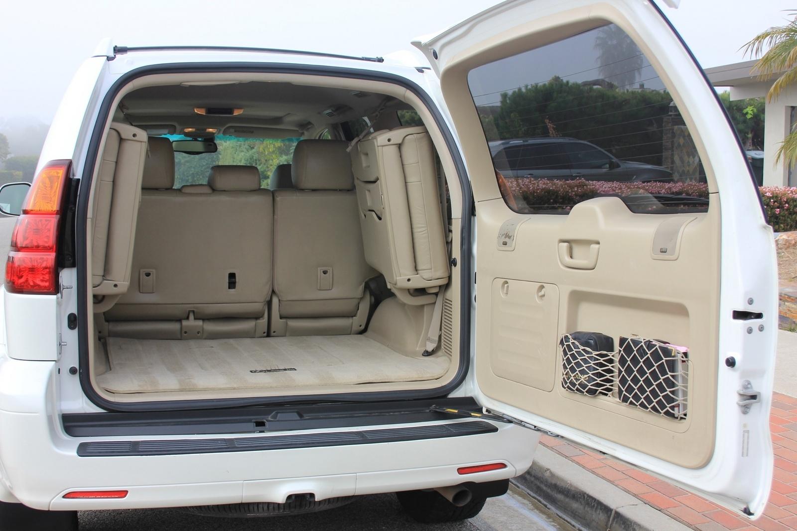 2004 Lexus GX 470 - Interior Pictures - CarGurus