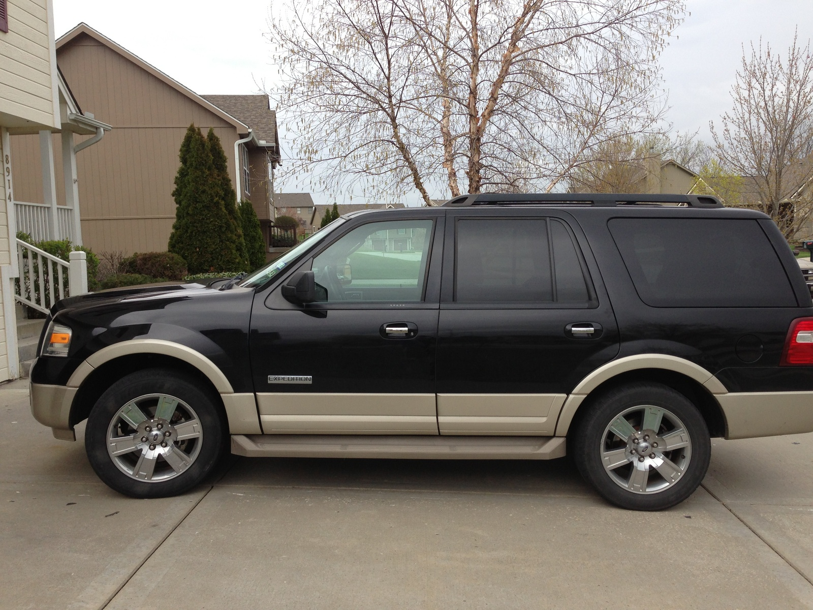 Picture of 2007 Ford Expedition EL Eddie Bauer 4X4