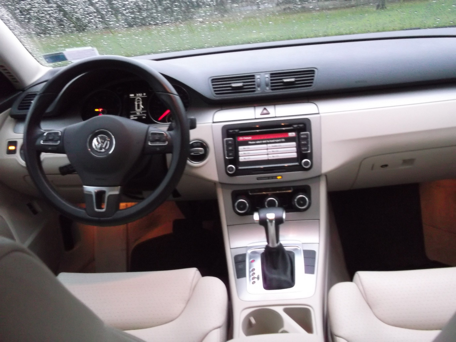 2010 Volkswagen Passat Interior Pictures Cargurus