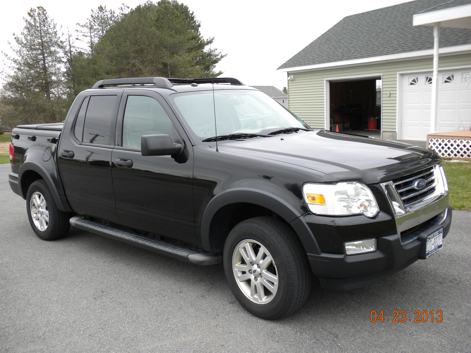 picture of 2007 ford explorer sport trac xlt 4wd exterior. Cars Review. Best American Auto & Cars Review