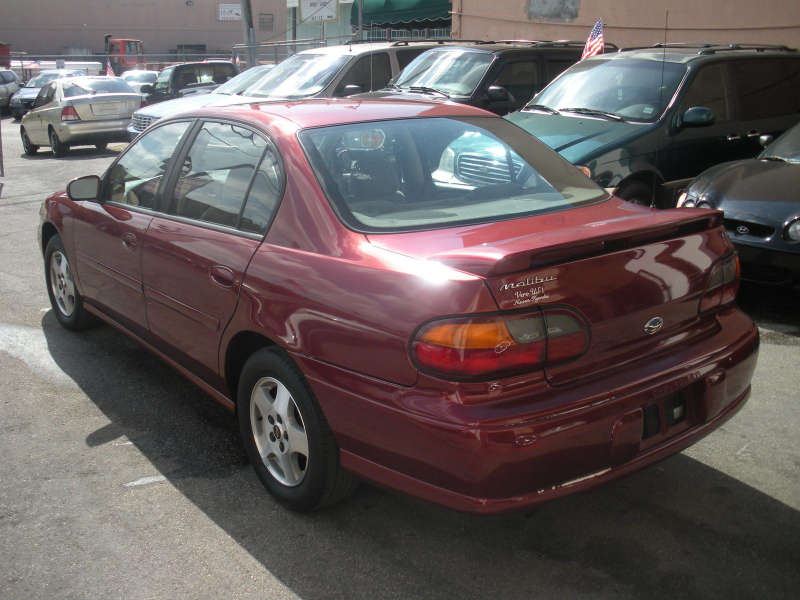 2003 Chevrolet Malibu - Pictures