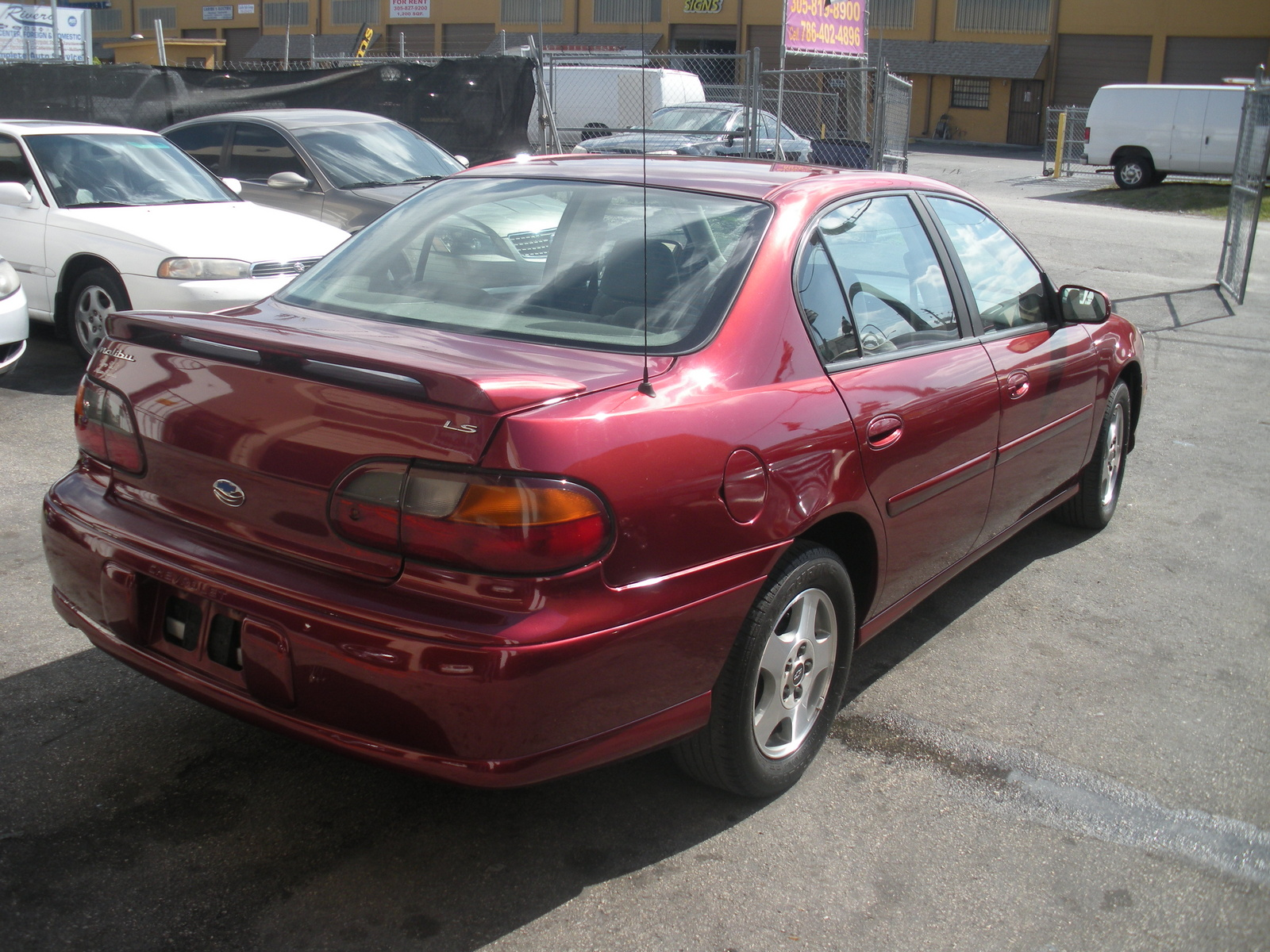 2003 Chevrolet Malibu - Exterior Pictures