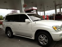 Picture of 2003 Lexus LX 470 Base, exterior