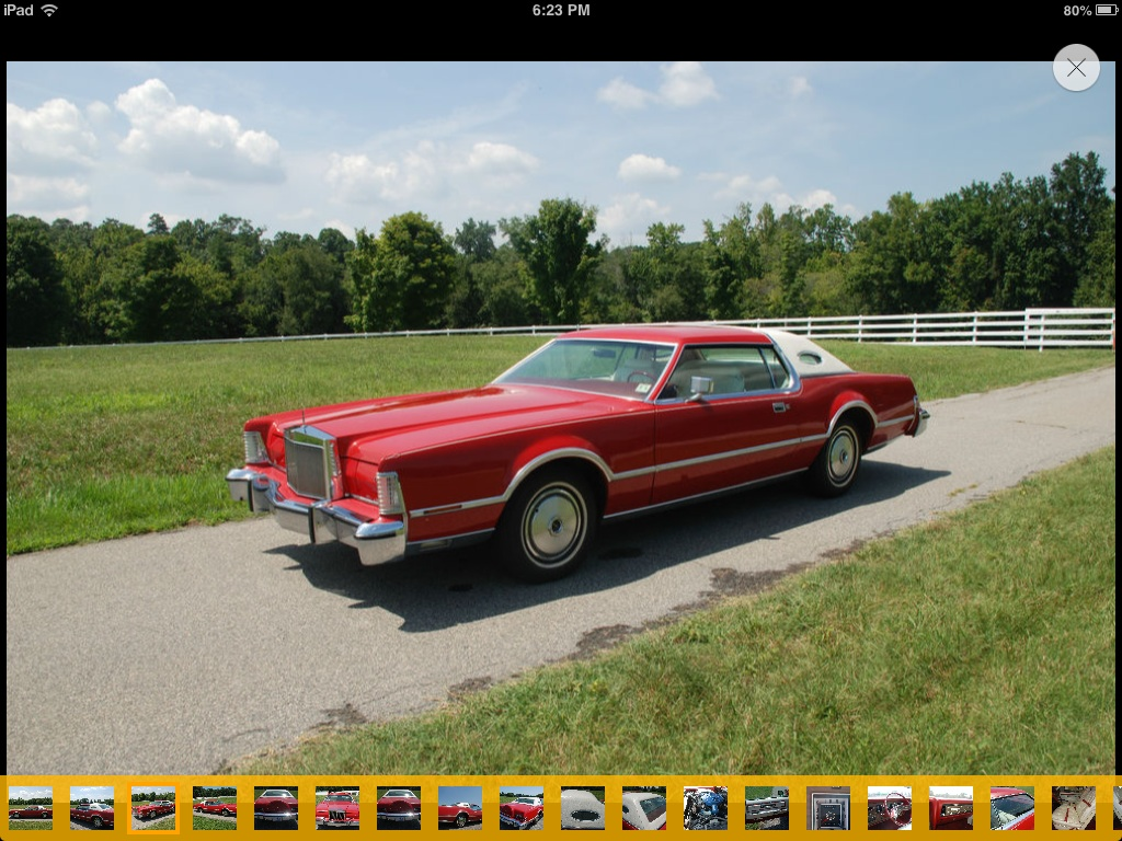 1979 Lincoln Continental Overview Cargurus Autos Post