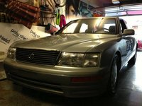 Picture of 1995 Lexus LS 400 Base, exterior