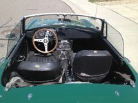 Picture of 1971 MG MGB Roadster, interior, gallery_worthy
