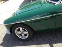 Picture of 1971 MG MGB Roadster, exterior, gallery_worthy