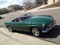1971 MG MGB Roadster Overview