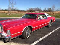 Picture of 1976 Lincoln Continental, exterior