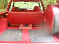 Picture of 1985 Dodge Ramcharger, interior