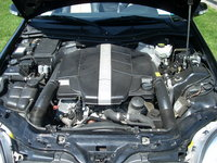Picture of 2003 Mercedes-Benz SLK-Class 2 Dr SLK320 Convertible, engine